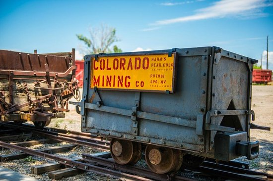 Grand Junction, CO: Railroad treasures