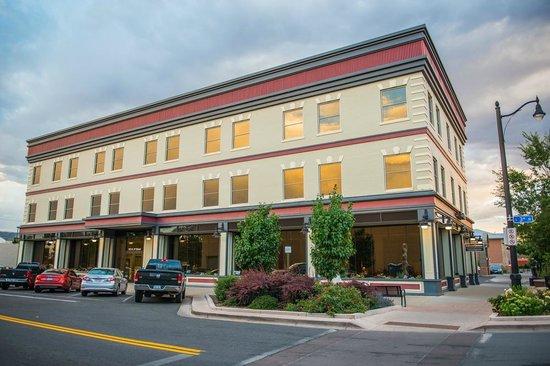 Grand Junction, CO: Restored Vintage Buildings