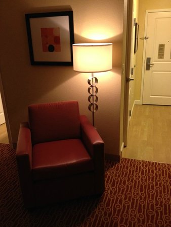 TownePlace Suites Scranton Wilkes-Barre : comfy rooms, nice atmosphere