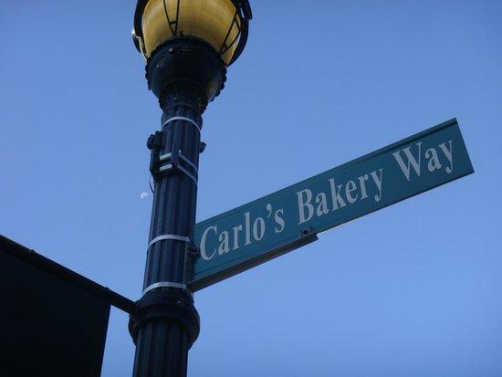 Carlo's Bakery : Carlo´s Bakery Way