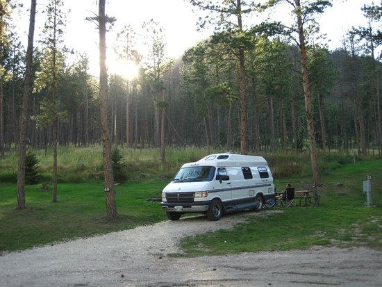 Horse Thief Campground : campsite 60