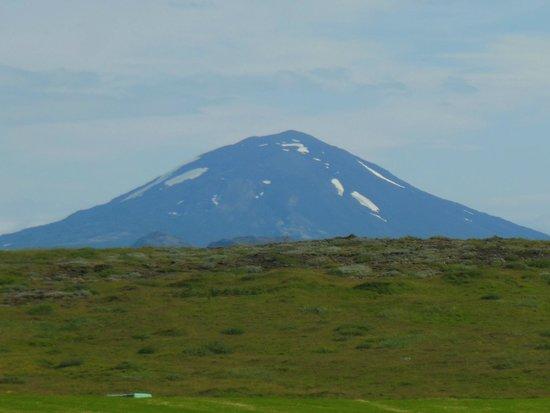 Hotel Laekur: Mt. Hekla