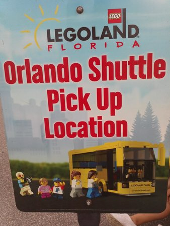 Winter Haven, Floryda: Pick up location
