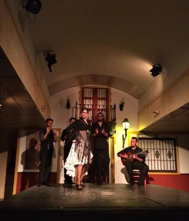 Sala Sentir Flamenco: Incredible!