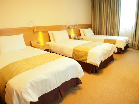 New Kukje Hotel : トリプルルーム