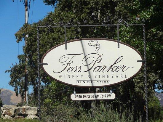 Fess Parker Winery & Vineyard: Fess Parker