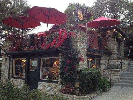 Treehouse Cafe Carmel Menu