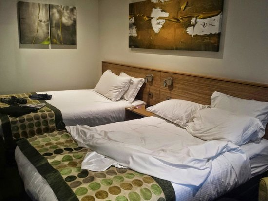 Crowne Plaza Hotel Canberra: Beds