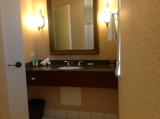 Hyatt Regency Calgary: washroom
