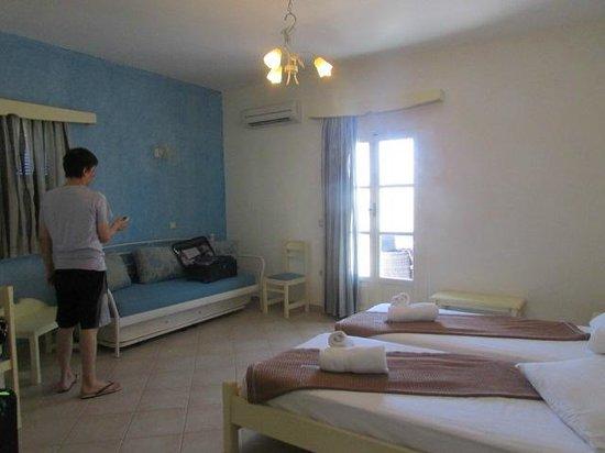 Hotel Niriides: Buen hotel