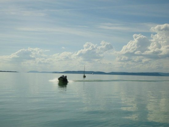 Lake Balaton: Balatonfured