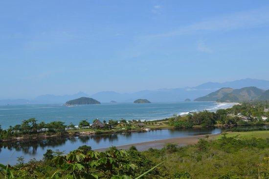Pousada Caminho d'Ouro: Praia próxima da Pousada, lindas vistas!!!