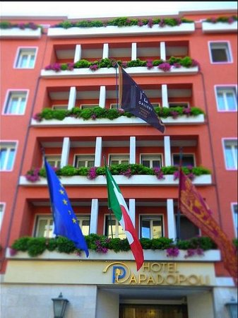 Hotel Papadopoli Venezia MGallery by Sofitel : Front of hotel