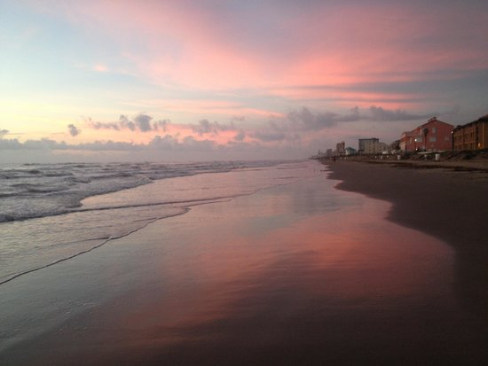 La Quinta Inn & Suites South Padre Island Beach: Sunrise