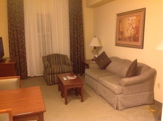 Staybridge Suites Orlando Airport South: My Room