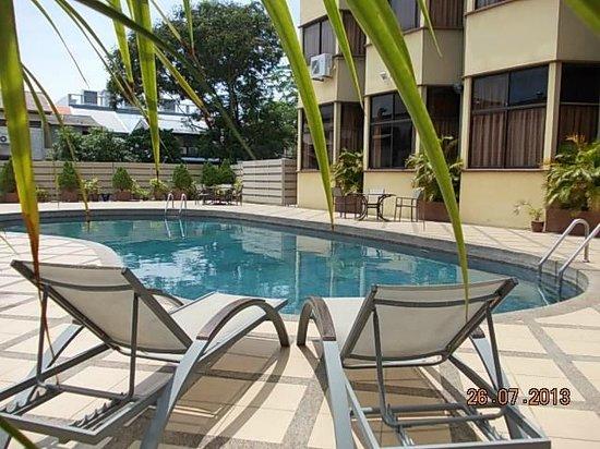 Hotel grand crystal kedah alor setar malaysia review for Terrace 48 alor setar