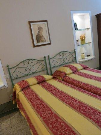 B&B Il Duomo: Twin room Fantasia
