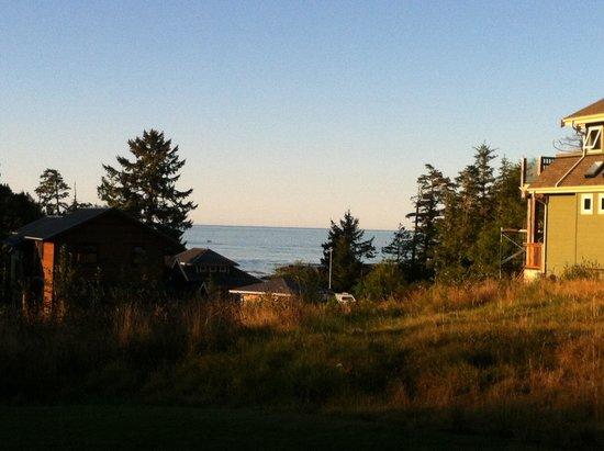 Ocean Mist Guesthouse: Pazifik View