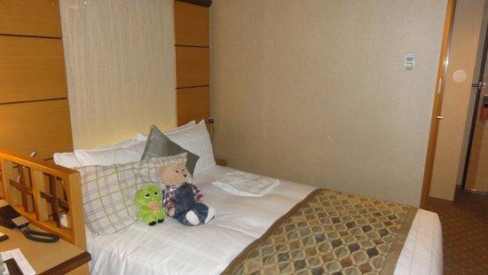 Hotel Niwa Tokyo: Bedroom