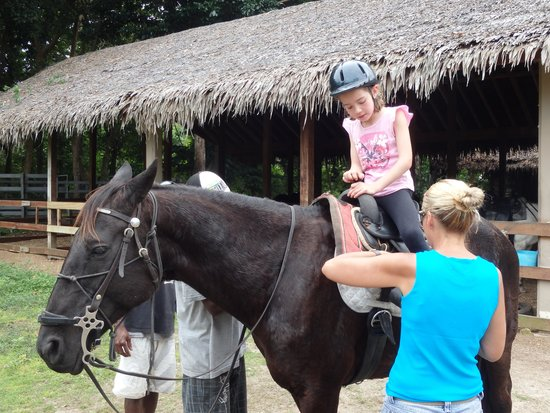 Lope Lope Lodge: getting all adjusted