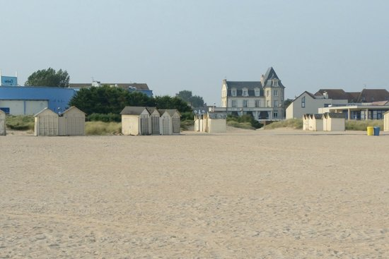La Villa Andry : La plage - le casino - l-hôtel St Georges