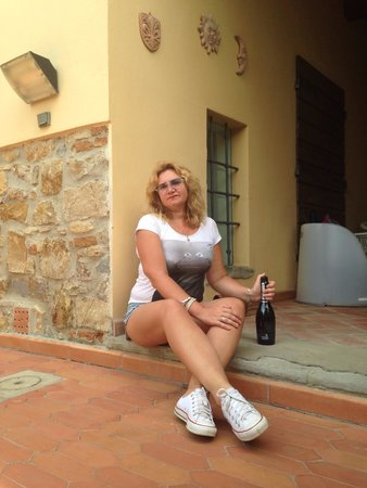 A Casa di Olivo: my Italian birthday, July 2014