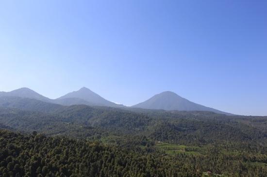 Puri Alam Bali Bungalows : vallee et montagne a munduk