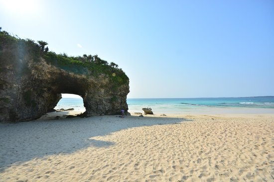 Okinawa Prefecture, Japan: Sunayama Beach