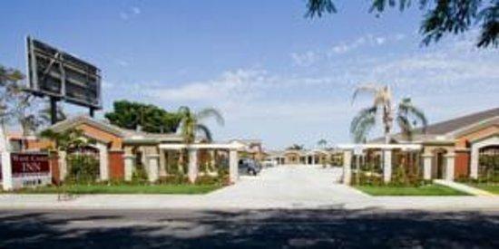 West Coast Motel Santa Ana