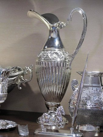 Pano Lefkara, قبرص: чистое серебро...красота!