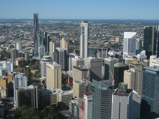 wow! - Picture of Meriton Serviced Apartments Brisbane on ...