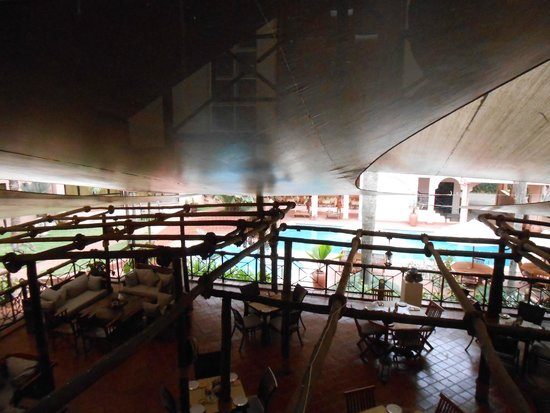 Wasini All Suite Hotel: Restaurant View