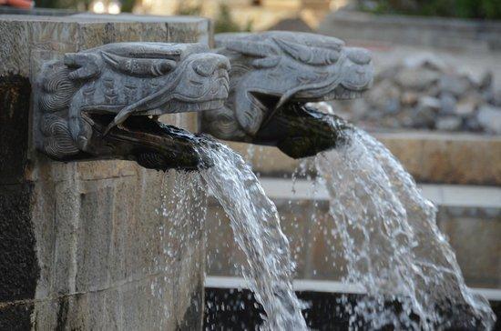 Guishan Park : Fountain