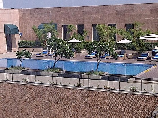 Amritsar Airport View From The Hotel Picture Of Radisson Blu Hotel Amritsar Amritsar