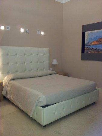 Palazzo Brunaccini: The bedroom corner