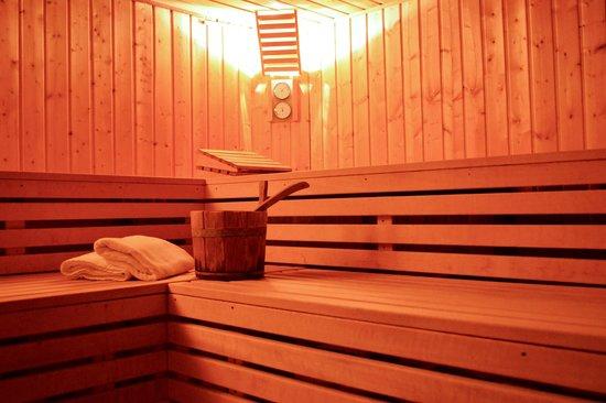 Günnewig Hotel Bristol: Sauna