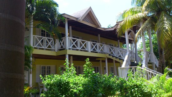 Merrils Beach Resort II : La struttura