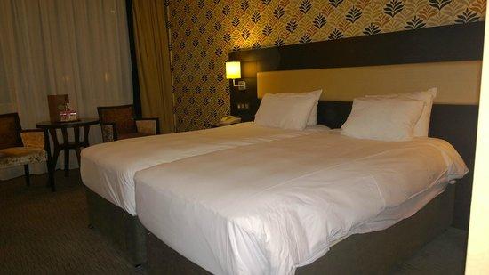 Ramada Plaza Antwerp: Room