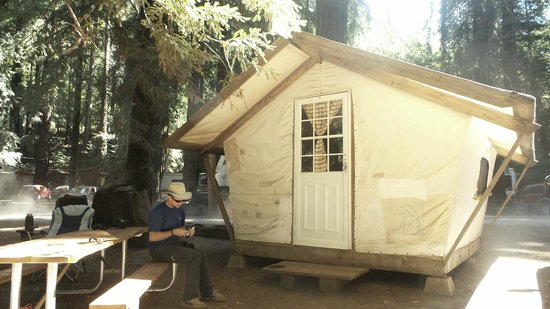 Fernwood Resort : Tent Cabin #4