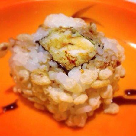Sushiko Savona Sushi con riso soffiato