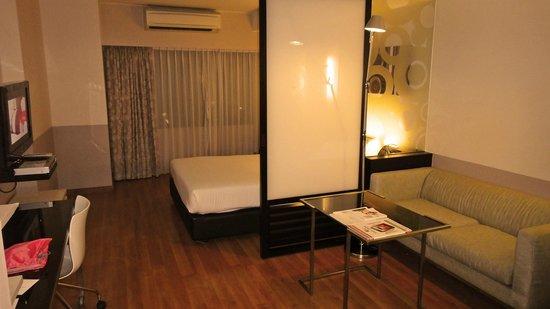 Citadines Sukhumvit 23 Bangkok: Studio Executive Room