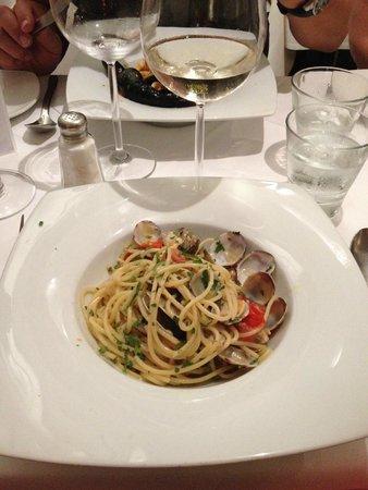Da Mario Covent Garden: Spaghetti alla Vongole Veraci