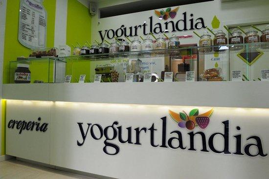 Yogurtlandia Cosenza