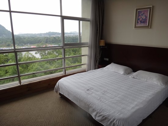 Guilin Homeland Riverview Hotel: 部屋