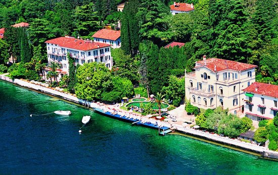 Photo of Hotel Monte Baldo e Villa Acquarone Gardone Riviera