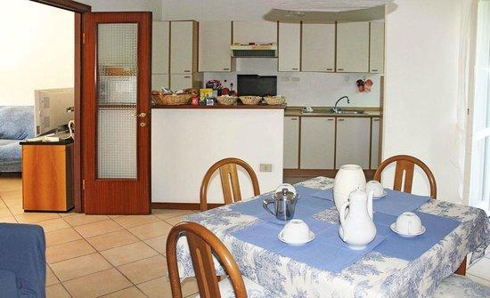 Cucina - Foto di B&B Villetta al Mare, Fano - TripAdvisor