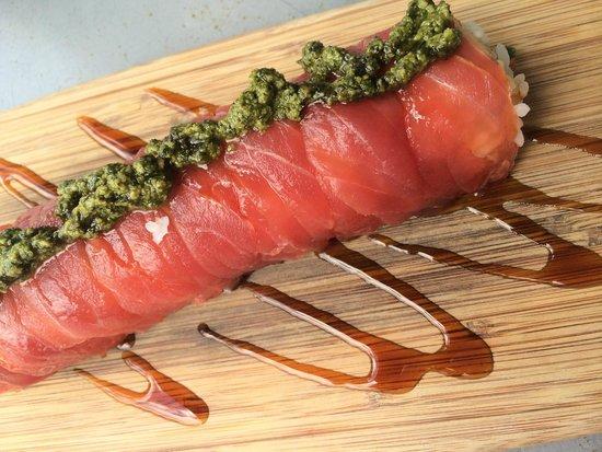 Sushi Rock and Trio: Sushi Du Jour