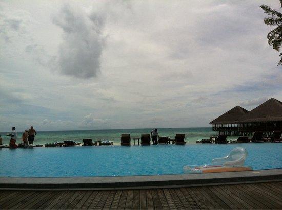 Medhufushi Island Resort: İnanilmaz....