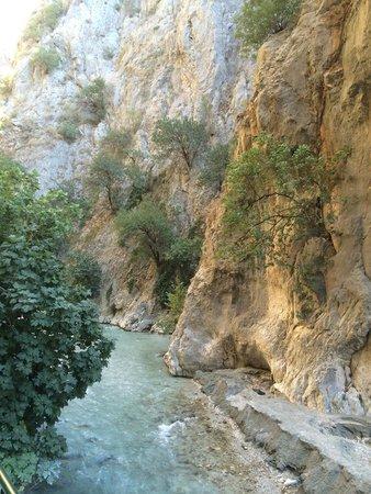 Caretta Apart Hotel: Saklikent Canyon