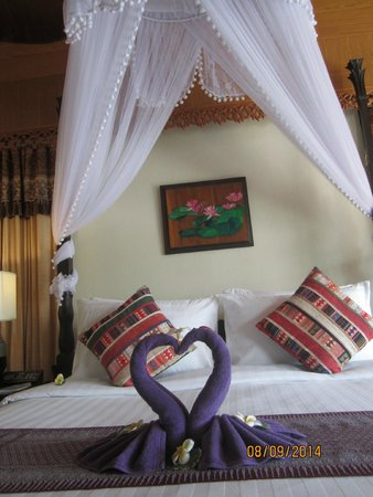Panviman Resort - Koh Pha Ngan : chambre